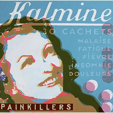 Kano Okuuchi Painkillers 36 x 36 cm
