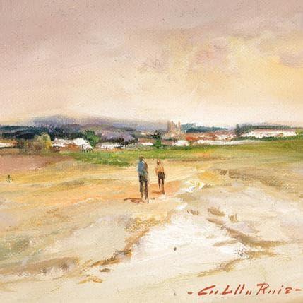 Jose Cabello Ruiz Regreso 13 x 13 cm