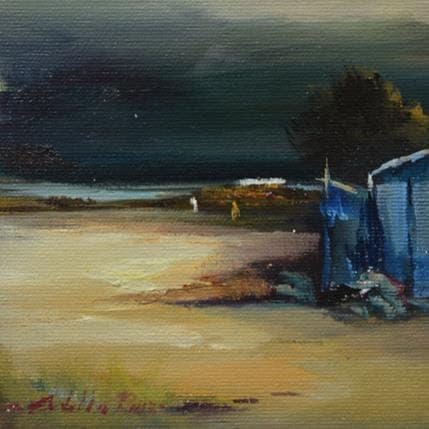 Jose Cabello Ruiz Nocturne 13 x 13 cm