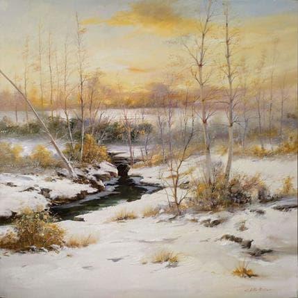 Jose Cabello Ruiz Somosierra 100 x 100 cm