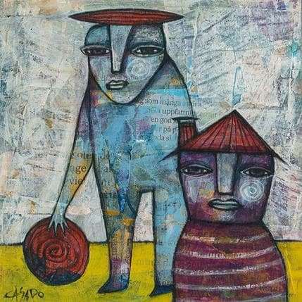 Dan Casado Brothers 13 x 13 cm