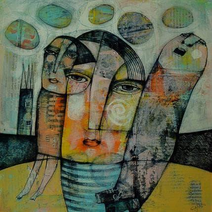 Dan Casado Love song 25 x 25 cm