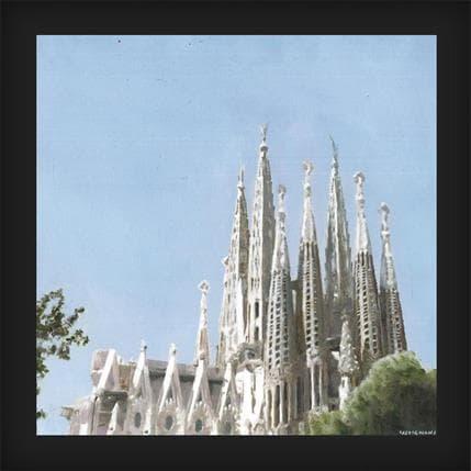 Sergi Castignani Barcelona 2020 36 x 36 cm