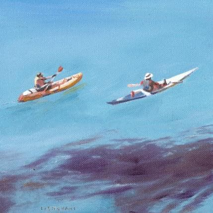 Sergi Castignani Kayaks 1 19 x 19 cm