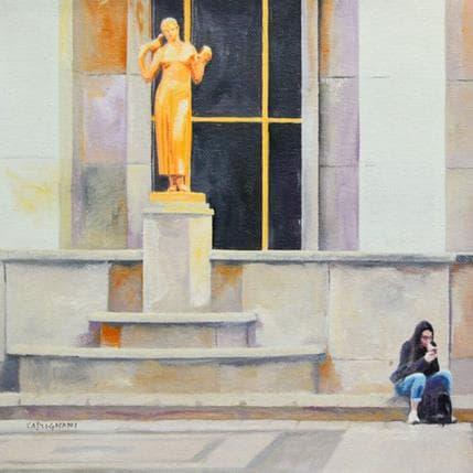 Sergi Castignani Trocadéro 8 25 x 25 cm