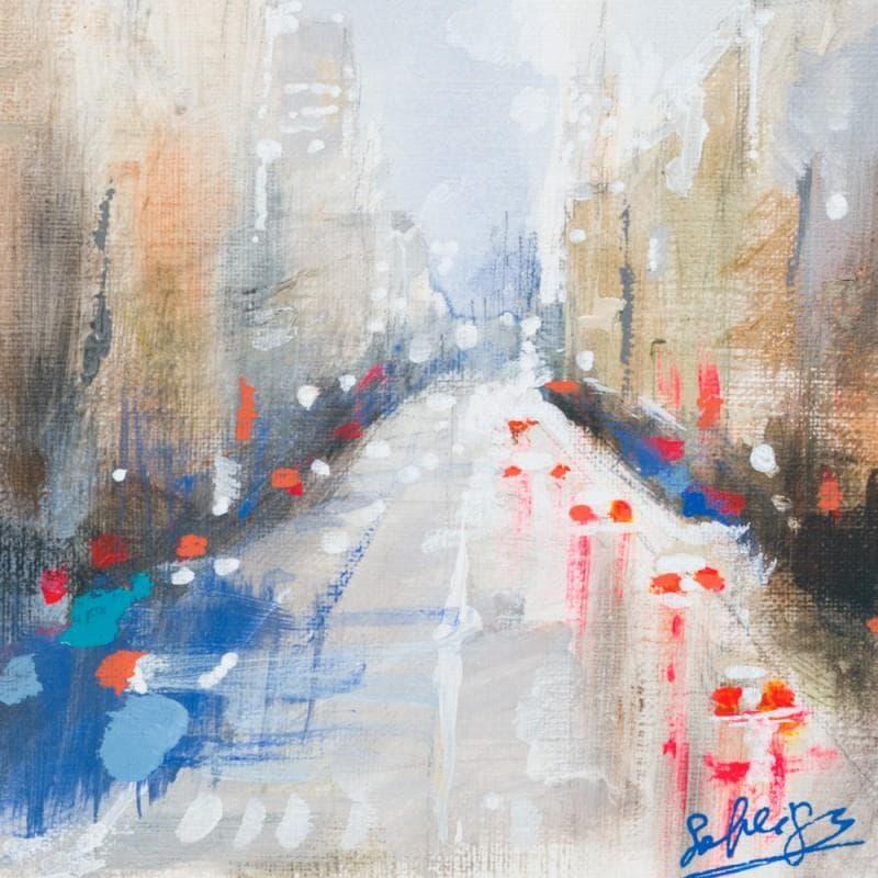 Morning street 1