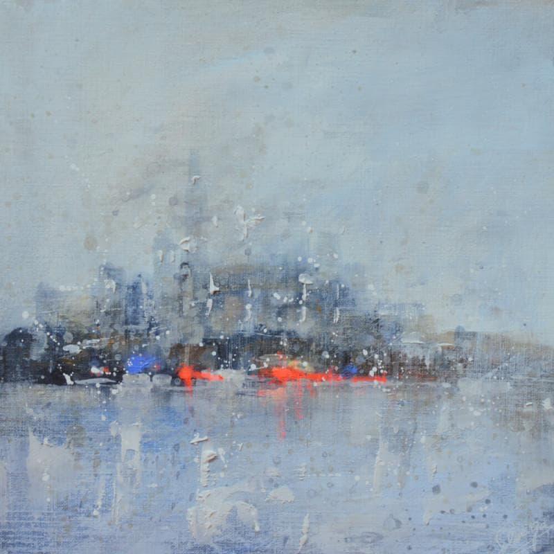 Foggy skyline 1