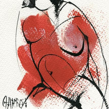 Martine Chaperon Chaleur 2 19 x 19 cm