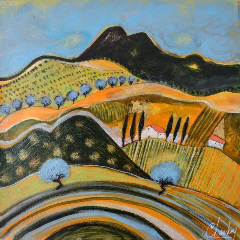 Collines de Provence