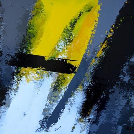 Clade Soleil d'automne 36 x 36 cm