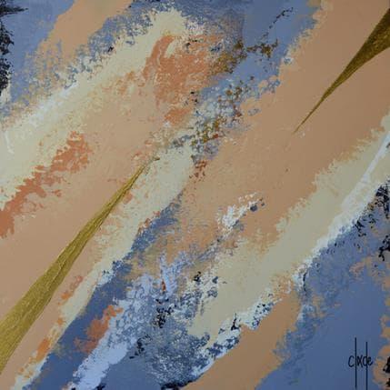 Clade Un moment précieux 36 x 36 cm