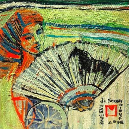 De Secondigné Des verts 13 x 13 cm