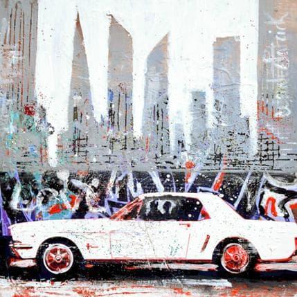 Patrick Cornée Oh my car 13 x 13 cm