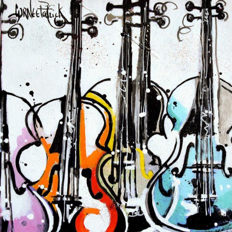 Happy violon