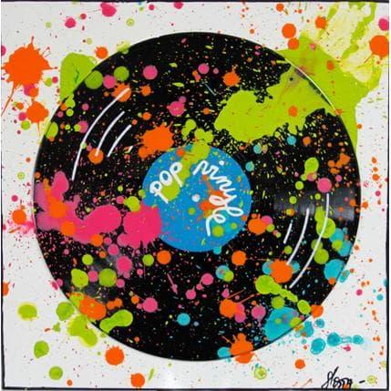 Sophie Costa Pop vinyle 36 x 36 cm