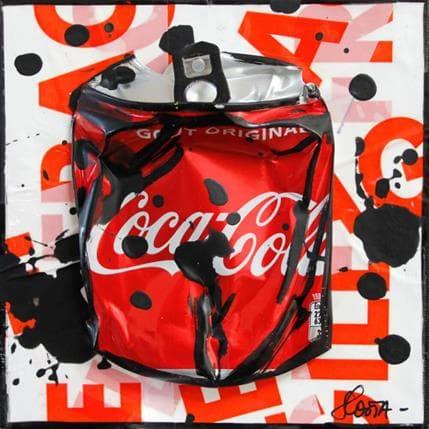 Sophie Costa Fragile coke 13 x 13 cm
