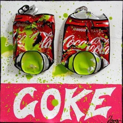 Sophie Costa Coke 25 x 25 cm