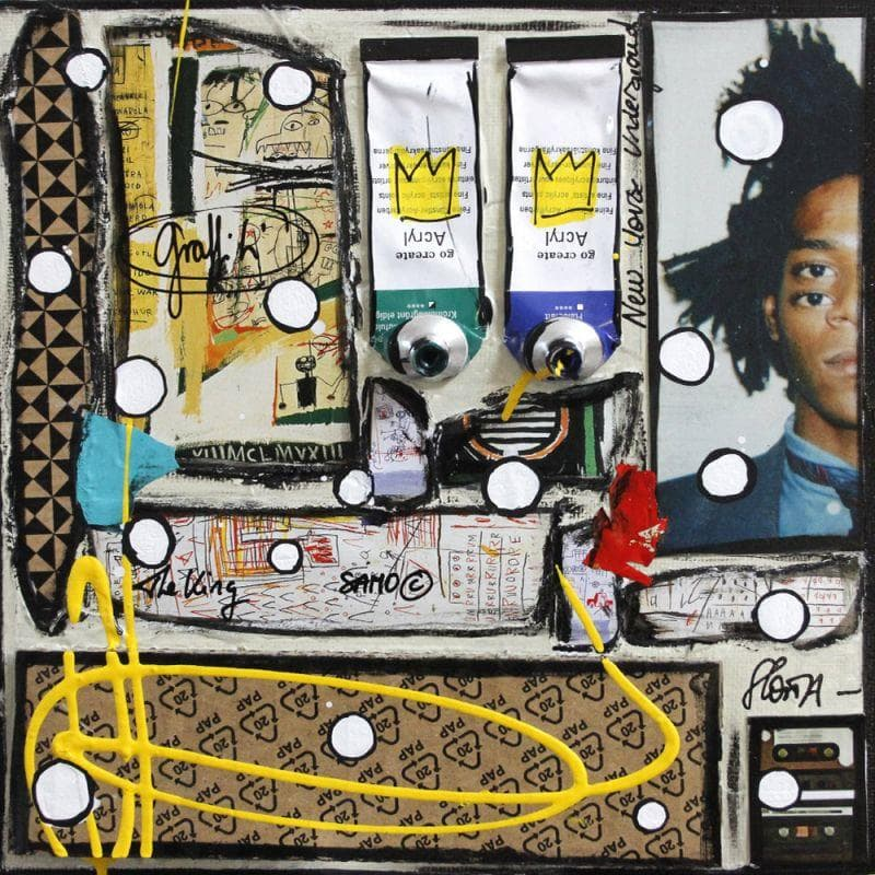 Tribute to Basquiat