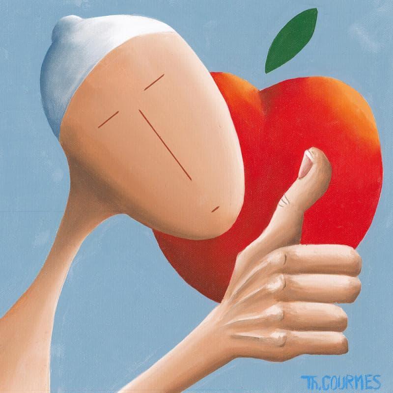 Apple sweet heart