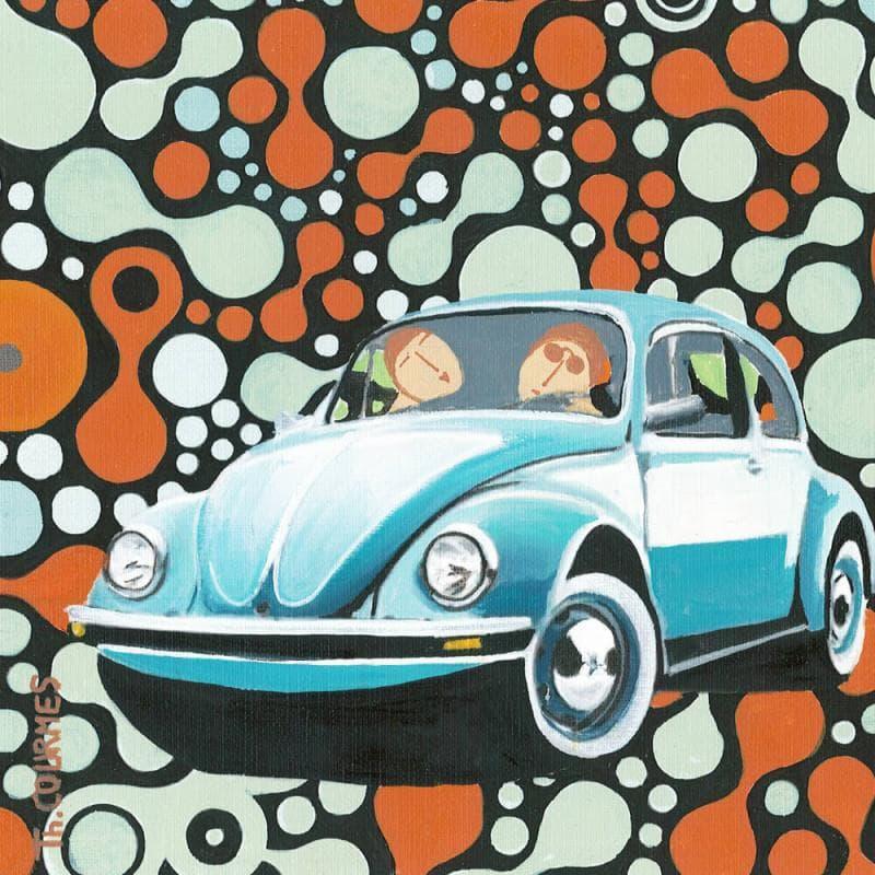 Bubbles VW Coccinelle
