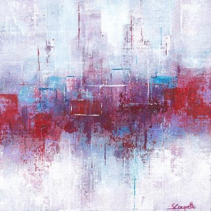 Steffi Coupette Purple perspective 25 x 25 cm