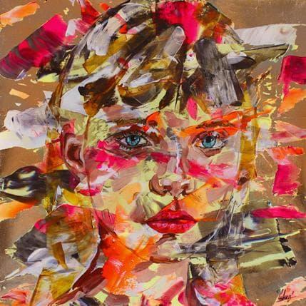 Nathalie Cubero 15D 36 x 36 cm