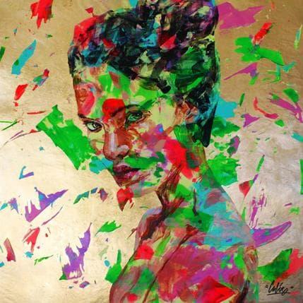 Nathalie Cubero 1F 80 x 80 cm
