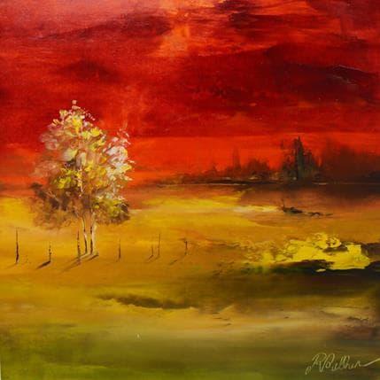 Rose Dalban Dernier rayon 36 x 36 cm