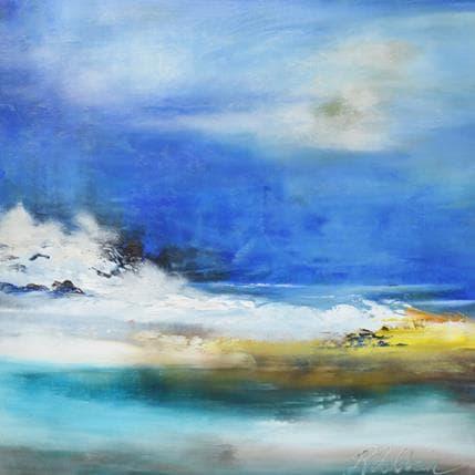 Rose Dalban La plage 36 x 36 cm