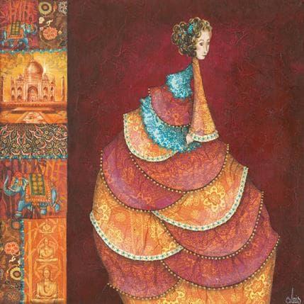 Delphine Blais Reva 36 x 36 cm