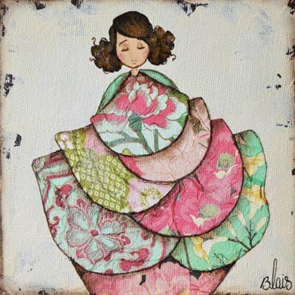 Delphine Blais Lison 13 x 13 cm