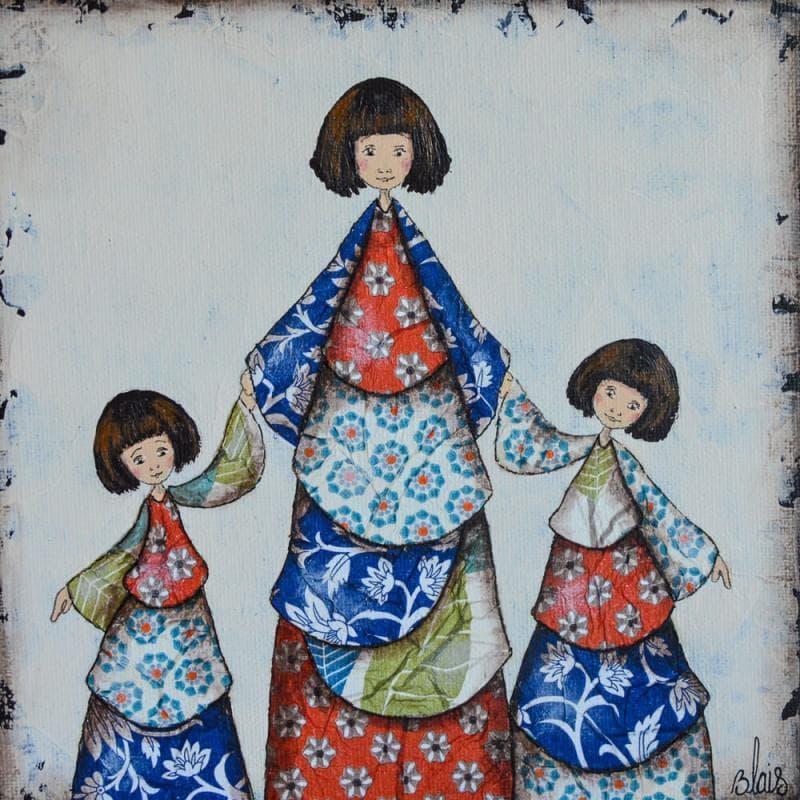 Anouchka et ses filles