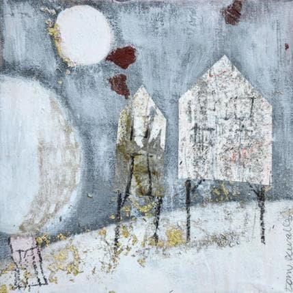 Dom Dewalles Le chant des cabanes 13 x 13 cm