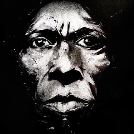 Deuz Miles Davis 36 x 36 cm