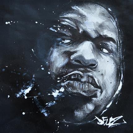 Deuz Hip hop 25 x 25 cm