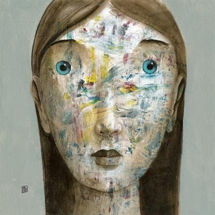 Fabien Delaube D2 36 x 36 cm
