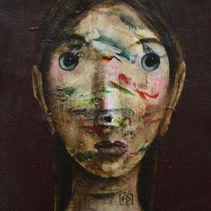 Fabien Delaube T4 13 x 13 cm