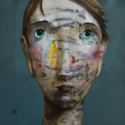Fabien Delaube KC4 25 x 25 cm
