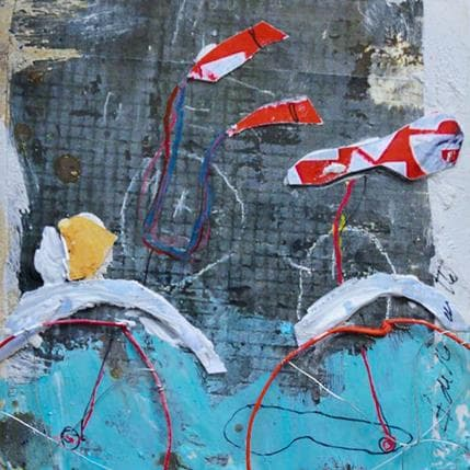 Isabelle De Joantho A+B 13 x 13 cm