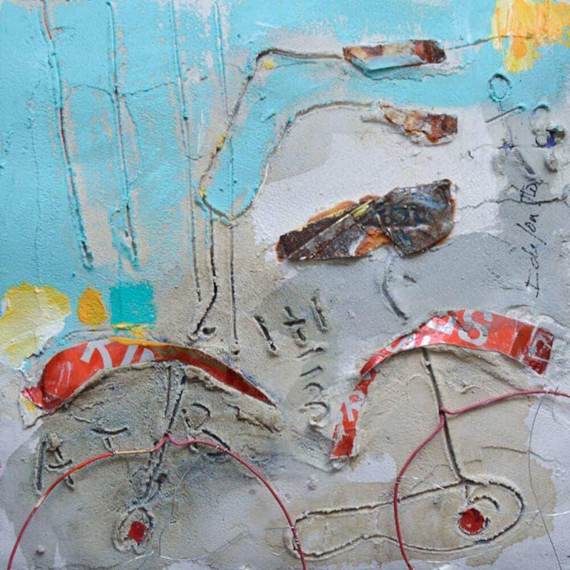 Peintures figuratives Art Singulier Technique mixte</h2>