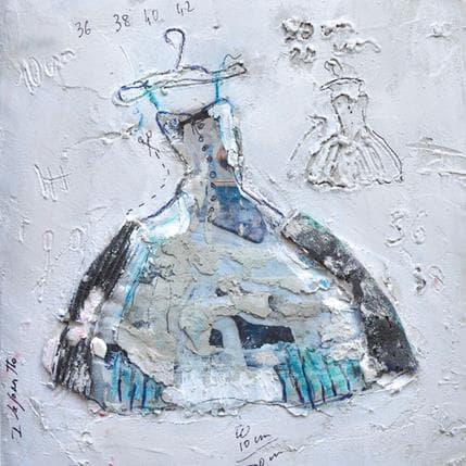 Isabelle De Joantho Robe Lili 25 x 25 cm