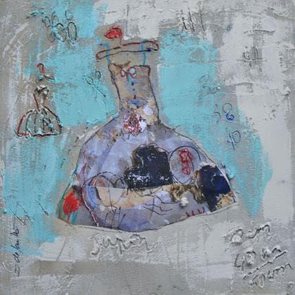 Isabelle De Joantho Papier 25 x 25 cm