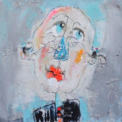 Isabelle De Joantho Manou 36 x 36 cm