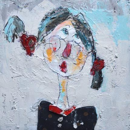 Isabelle De Joantho Manon 36 x 36 cm