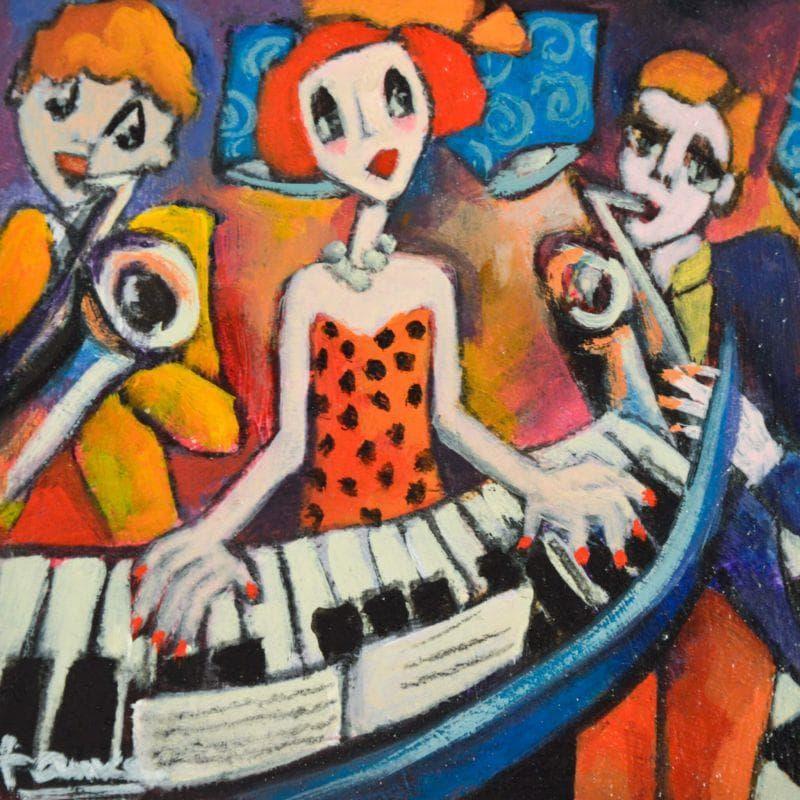 Saxes et Piano 1