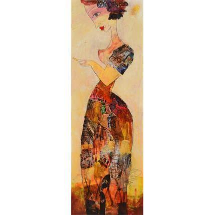 Valérie Depadova Femme 1 40 x 120 cm