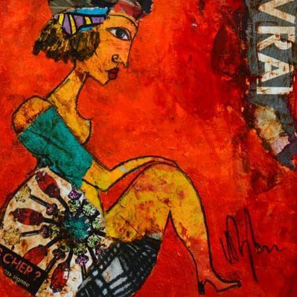 Valérie Depadova Du vrai 13 x 13 cm