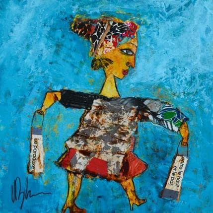 Valérie Depadova Paradoxe 19 x 19 cm