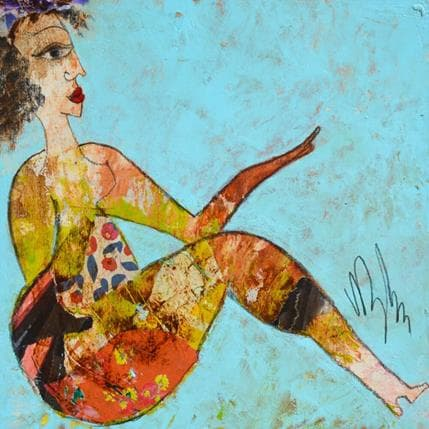 Valérie Depadova Femme 19 x 19 cm