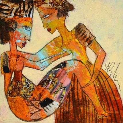 Valérie Depadova Amies 19 x 19 cm